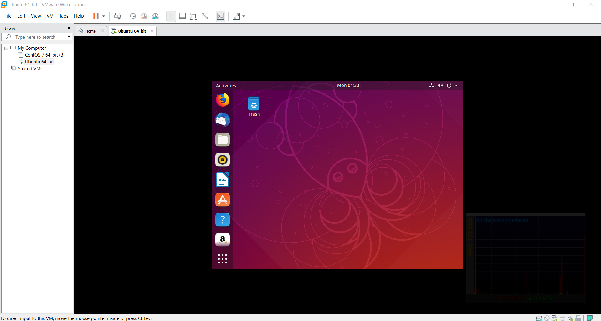 How to install Ubuntu on VMware Workstation
